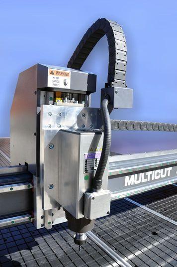 Фрезерно копировальный станок MULTICUT 3000-2040-6GC