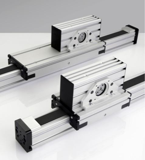 Unidades lineales - RK MonoLine MT - Unidad lineal con accionamiento omega