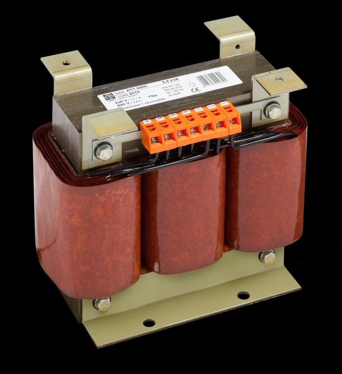 Dreiphasen Transformatoren - ATT6800