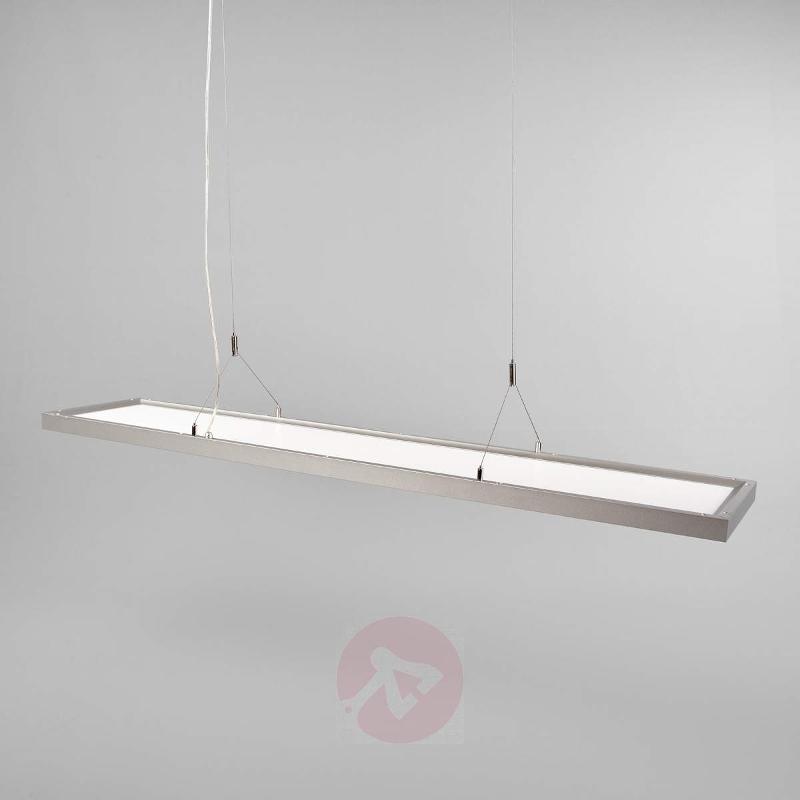 Dimmable office LED pendant light Dorean - Pendant Lighting