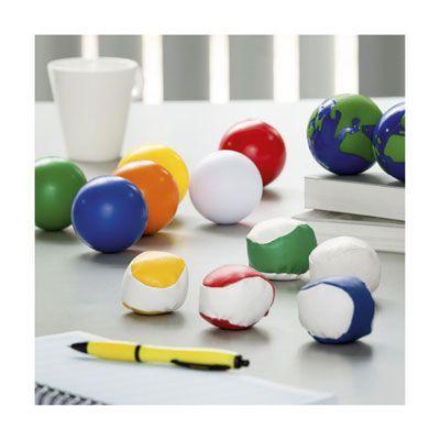 ColourBall balle anti-stress - BEAUTÉ - SANTÉ