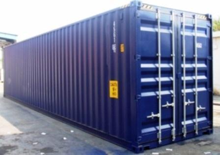 Морской контейнер 40 фут