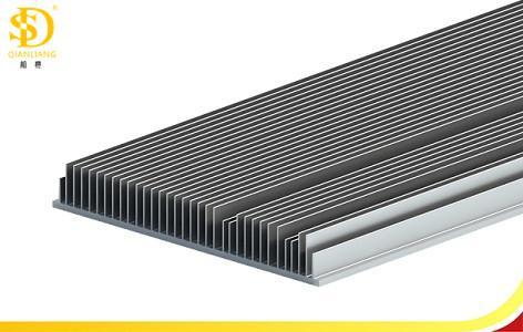 Aluminum radiators - SRX-325X46.5