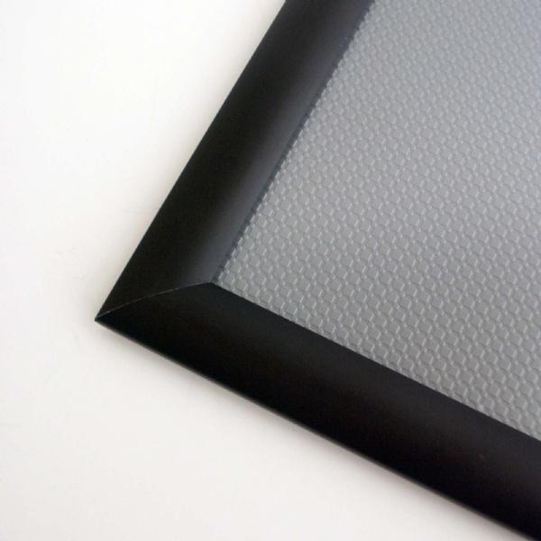 Klik Kaders - Klik Kader met zwart profiel 25mm