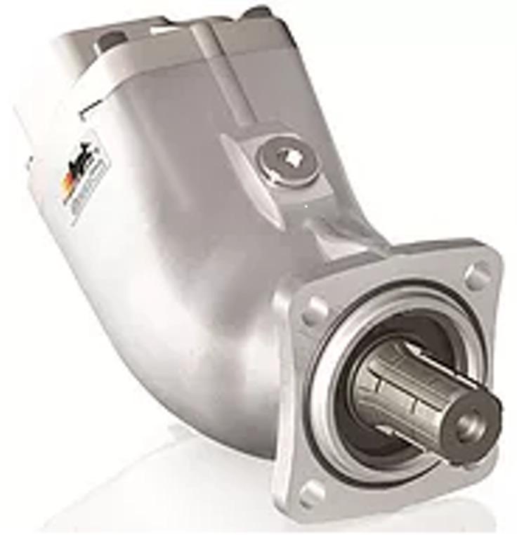 Piston pump - Aluminium