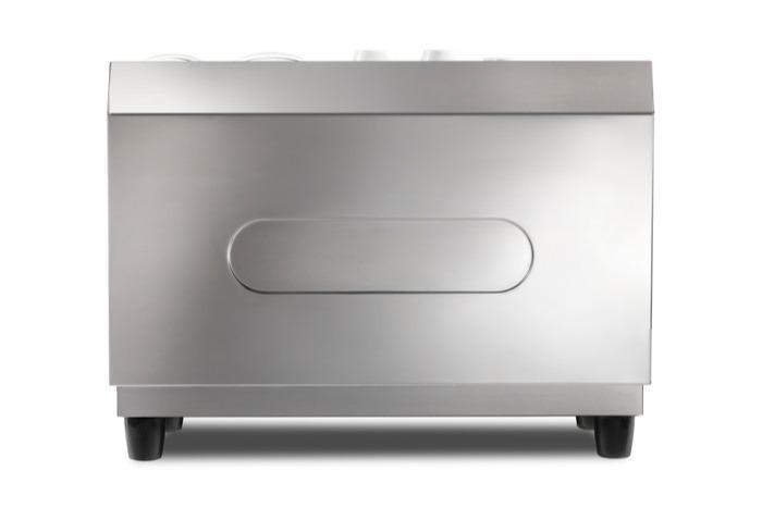 Espressomaschine Capri - LM 721 INOX: Der stilsichere Arbeiter
