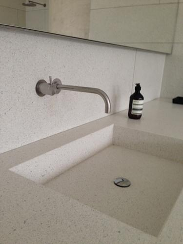 Granito ciment - Sols d'intérieur