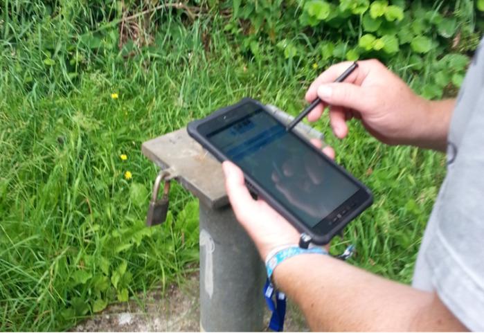 SEBA HDA-Tablet -