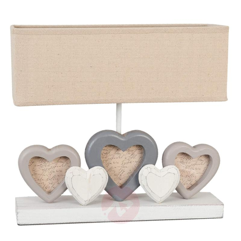 Wonderful Heart table lamp - indoor-lighting