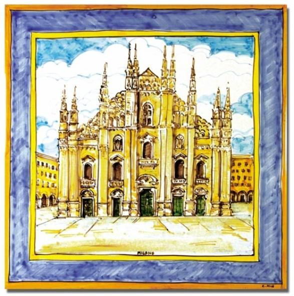 I Pannelli - Pannelli artistici - Duomo di Milano