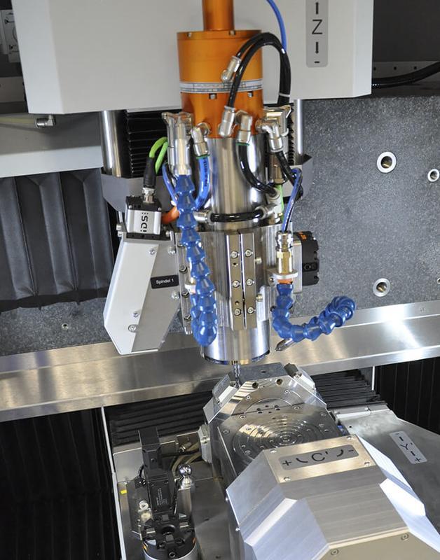 MMC 600H - Ultraprecision milling machine