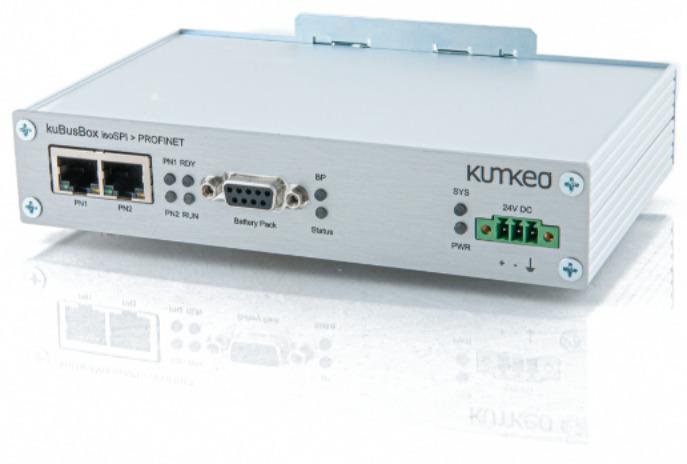 Batterie-Monitoring-Unit - Komponente eines Batterie-Management-Systems