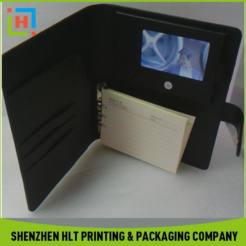 video notebook - Video box