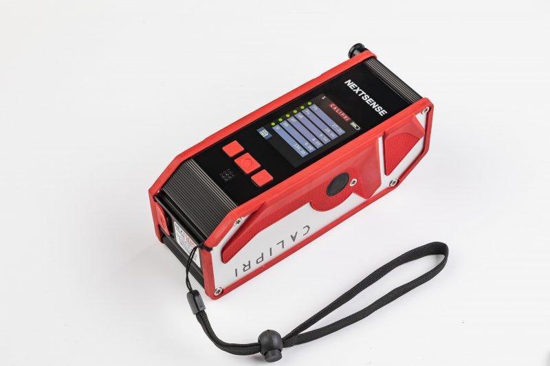 车轮轮廓仪 CALIPRI Prime - 光学手持式测量装置,用于评估车轮轮廓磨损度