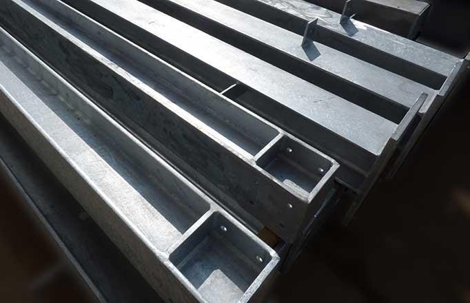Svetsning av stålkonstruktioner -