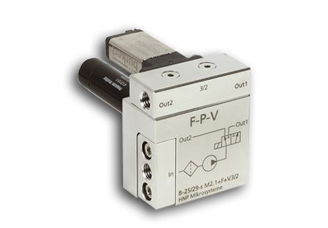 Functional modules Filter-pump-valve functional module F-P-V - null