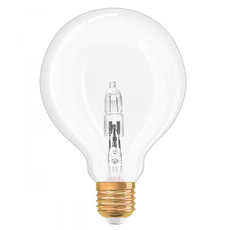 E27 20 W globe halogen lamp Vintage Edition 1906 - light-bulbs