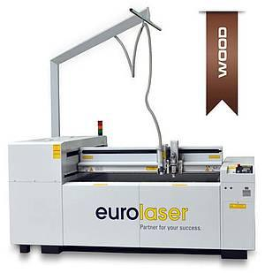 Machine de découpe laser pour bois - M-1200 pour bois