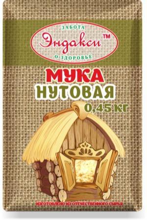Chickpea flour - Chickpea flour