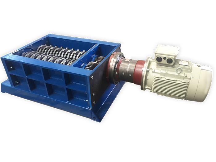 HTLS-TS 600 - Lignes de déchiquetage Simple ou Double Rotor