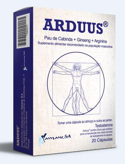 Arduus - Disfunção Erétil