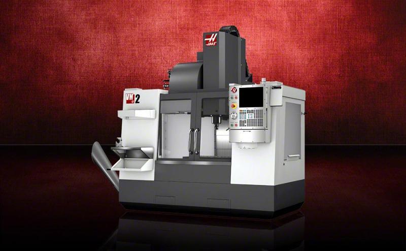 CNC Verticals - Mold Machine
