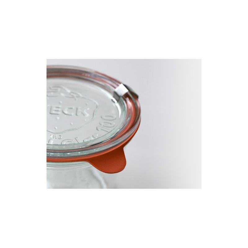 10 guarnizioni per vasi WECK diametro 120 mm - Accessori WECK®