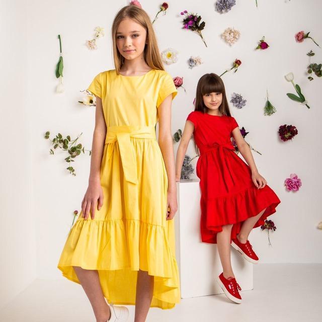 Производитель детской одежды. - Детские платья, туники, костюмы.