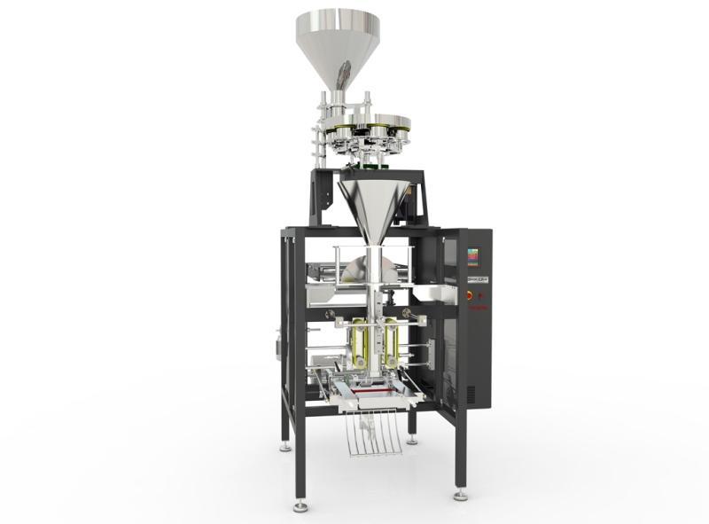 BM-V SERIES Packaging Machine with Volumetric Filler