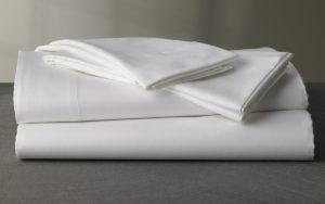 SATIN BED SHEETS - null