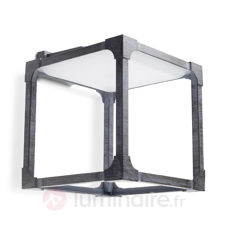Applique extérieure Vintage en aluminium avec LED - Appliques d'extérieur LED