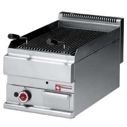 GAMME ALPHA 650 - LAVA STONE GRILL GAS