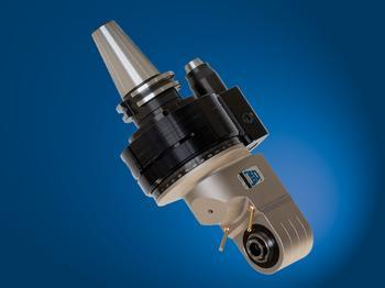 Offset spindle, machining in narrow spaces, and excellent results in milling ope - TAO10.P