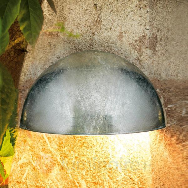 Applique galvanisée à chaud Lepus IP23 - Toutes les appliques d'extérieur