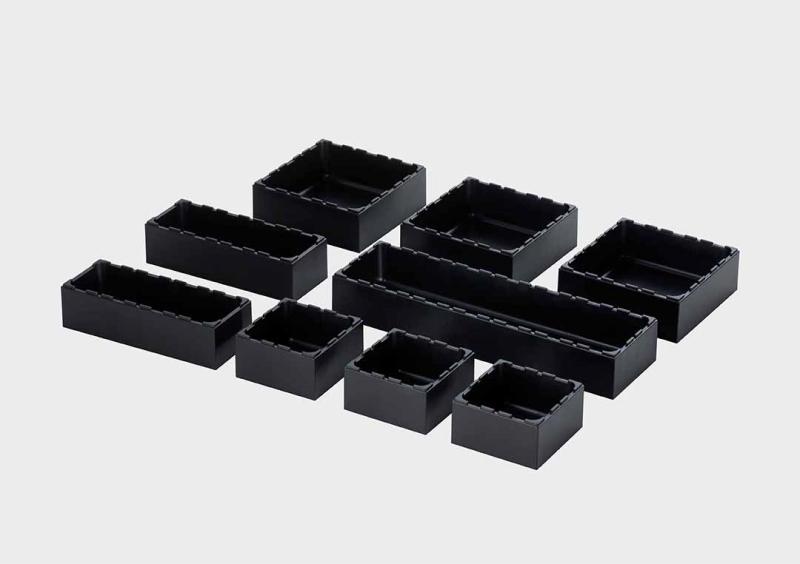 AQURADO® - AQURADO® 组合模块式收纳系统