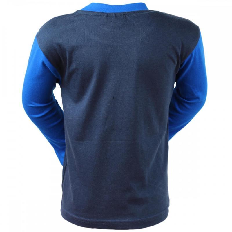12x T-shirts manches longues Comme des Bêtes du 2 au 8 ans - T-shirt et polo manches longues