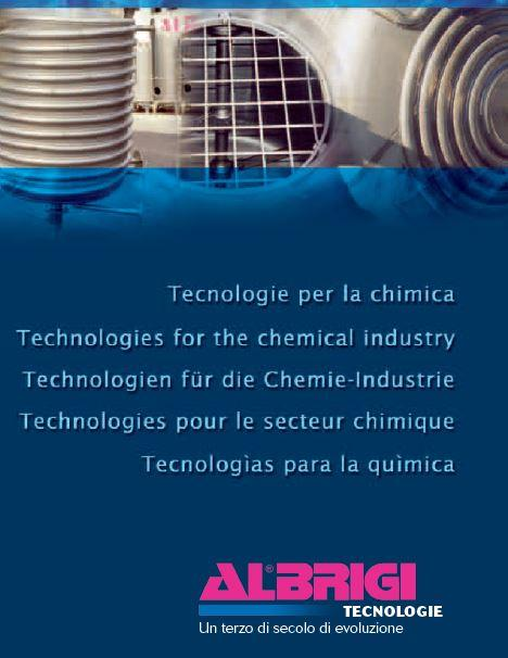 Technologies for the chemical industry -