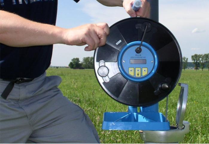 Sonda eléctrica modelo KLL-Q-2 -
