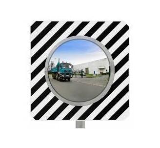 Miroir de circulation routière
