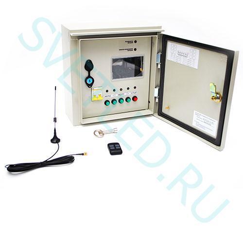 Контроллер светофорного объекта КСО12-3, КСО220-3 (ДУ) -