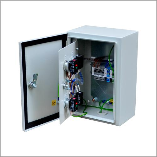 Control panels for stationary machines and devices -