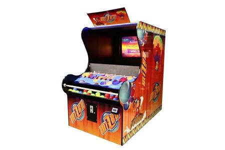 Mizbo Game Machine - Ball Shooting Game Machine
