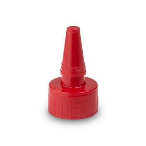 DISPENSING CAPS WITH SQUIRTING FUNCTION - plastic closures & caps