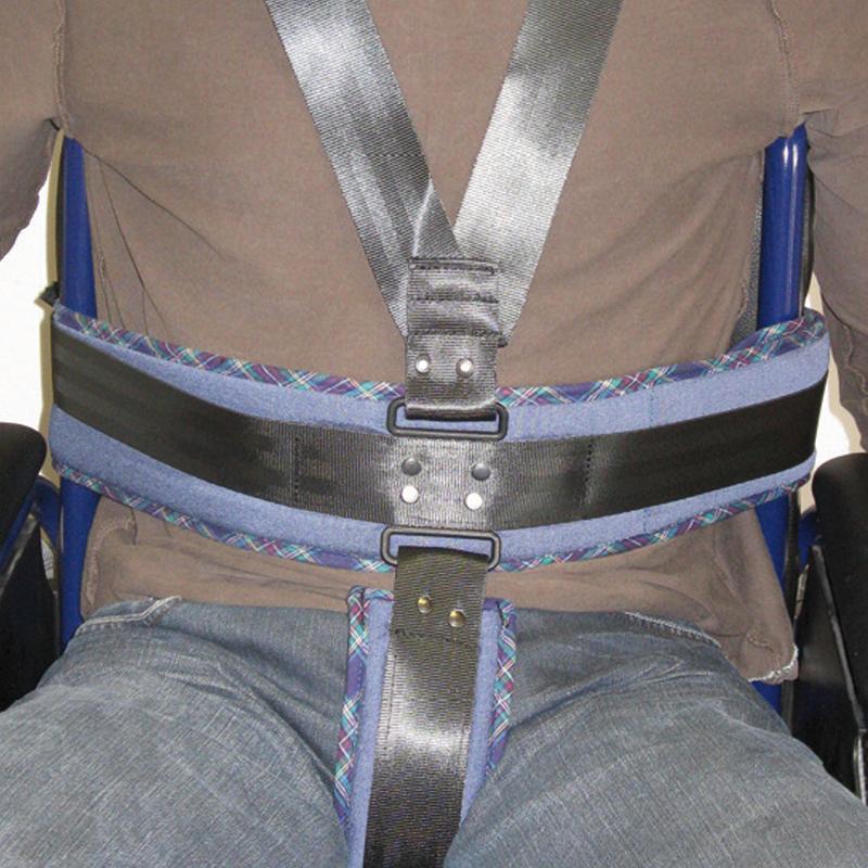 KLICK V-Gurt & Sitzhose MAXI, 130 cm - Rollstuhlgurte
