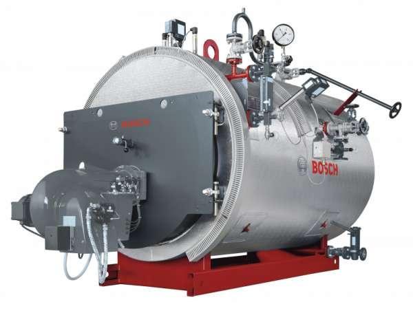 Steam boiler - U-ND, U-HD series, Steam boiler / oil / fire tube ...