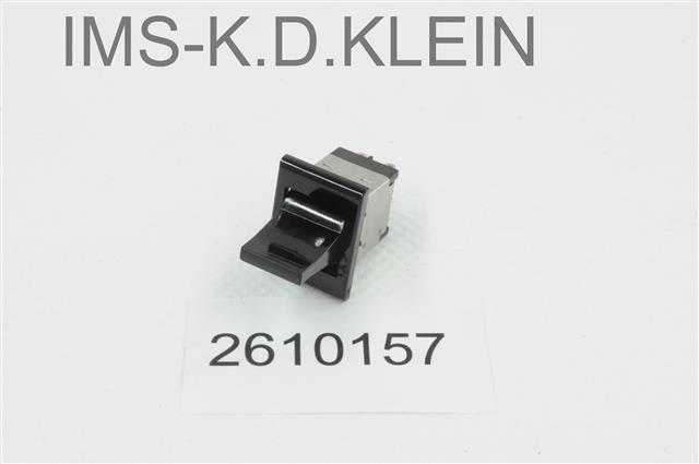 SWITCH PW-2028-K1K WIRE RUN/AWT I-II/Hochdruck EIN-AUS - S-2610157