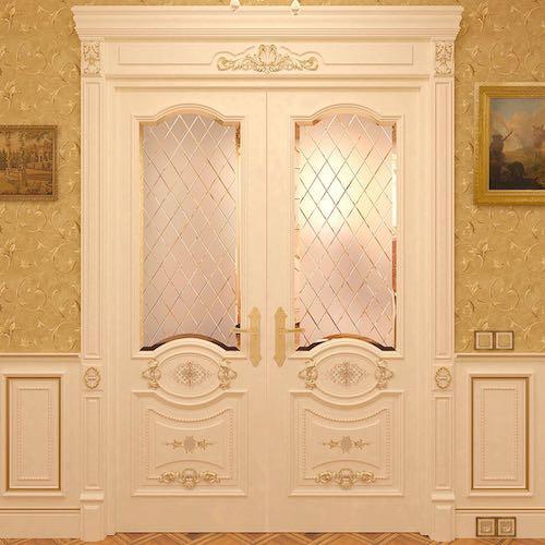 Классические межкомнатные двери на заказ - Производство элитных межкомнатных дверей в классическом стиле на заказ