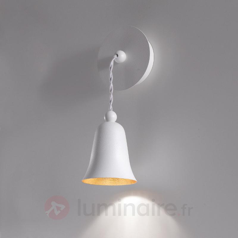 Applique LED Clòche, ajustable en longueur - Appliques LED