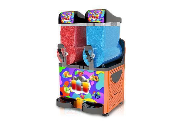 Machine à granité 2 bacs - Granité 2 bacs de 10 litres