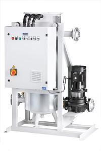 preheating unit - KVES